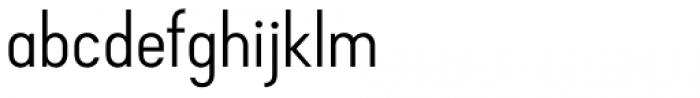 Falena Extra Light Font LOWERCASE