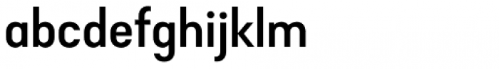 Falena Medium Font LOWERCASE