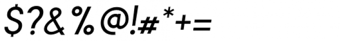 Falena Regular Italic Font OTHER CHARS