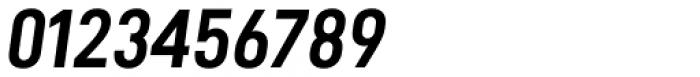 Falena Semi Bold Italic Font OTHER CHARS