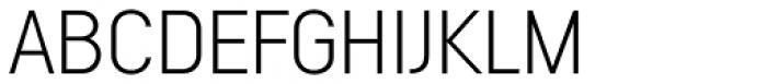 Falena Thin Font UPPERCASE
