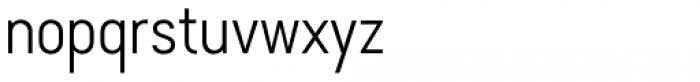 Falena Thin Font LOWERCASE