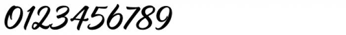 Fancier Script Font OTHER CHARS