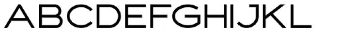 Fancy Medium Font UPPERCASE