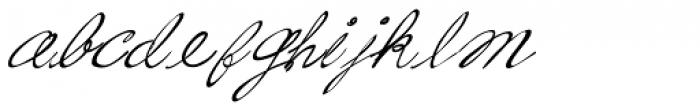 Fancy Pants Bold Italic Font LOWERCASE