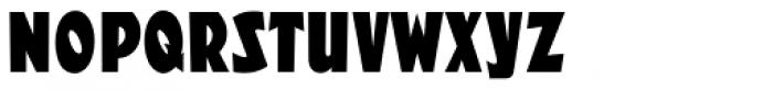 Fanfare URW D Cond Font UPPERCASE