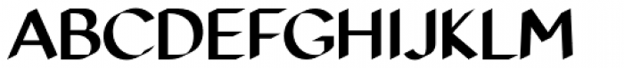 Fansy C Font UPPERCASE