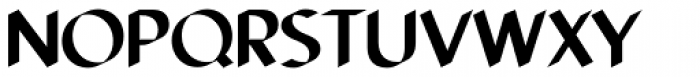 Fansy C Font LOWERCASE