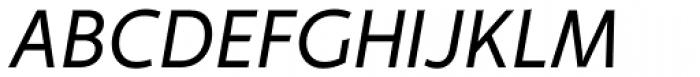 Faricy New Italic Font UPPERCASE