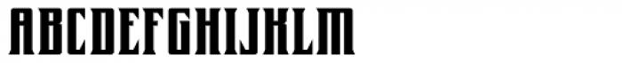 Farrier ICG Bold Font UPPERCASE