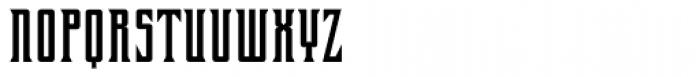 Farrier ICG Font UPPERCASE