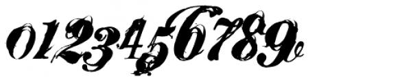 Fashyon Font OTHER CHARS