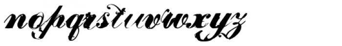 Fashyon Font LOWERCASE