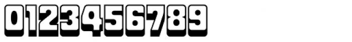 Fat Albert BT Shadow Font OTHER CHARS