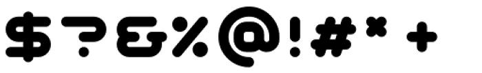 Fatman Font OTHER CHARS