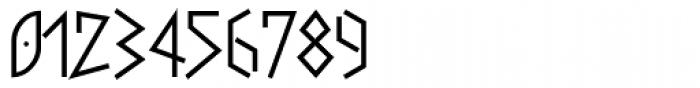 Faux Runic Regular Font OTHER CHARS