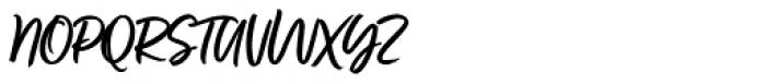 Fave Script Bold Pro Font UPPERCASE