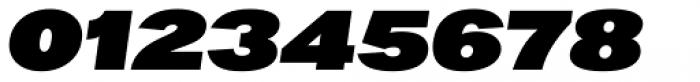 Favela Black Italic Font OTHER CHARS