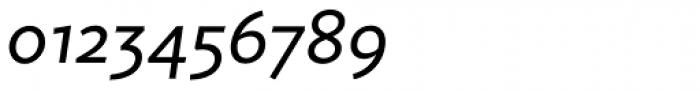 Fazeta Sans Regular Italic Font OTHER CHARS