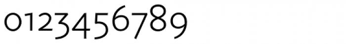 Fazeta Sans Ultra Light Font OTHER CHARS