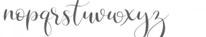 Fantasy Font LOWERCASE