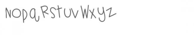 fabulous font Font LOWERCASE