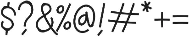 FB Sepatu ttf (400) Font OTHER CHARS
