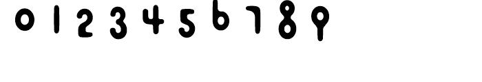 FB Ivory C Font OTHER CHARS