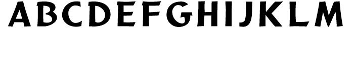 FB Magic Brush Regular Font UPPERCASE