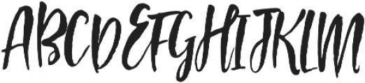 FC_Little Anchor otf (400) Font UPPERCASE