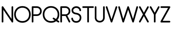 FC Basic Font Font UPPERCASE