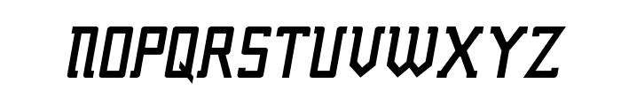Fcraft Sidarta Bold Italic Font UPPERCASE