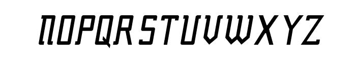 Fcraft Sidarta Italic Font UPPERCASE