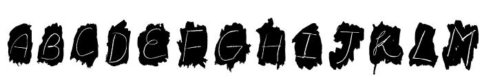 FD Bateek Font UPPERCASE