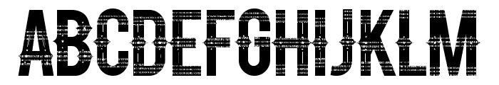 FDT_CARRETO_DEMO_VERSION Font LOWERCASE