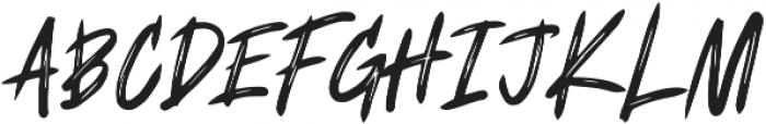 Fearless Art ttf (400) Font UPPERCASE