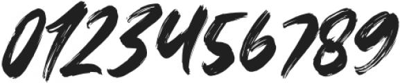 Fedattona Italic otf (400) Font OTHER CHARS