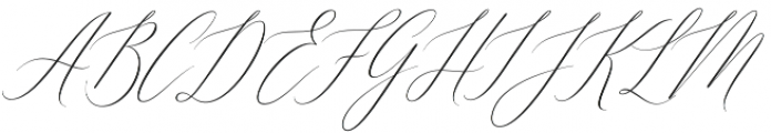 Feelsmooth  otf (400) Font UPPERCASE