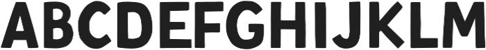 Fela Bold otf (700) Font UPPERCASE