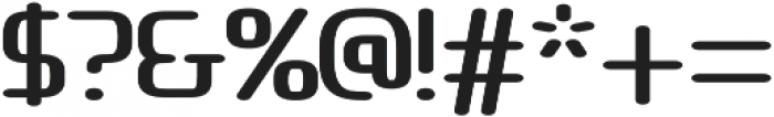 Felile otf (400) Font OTHER CHARS