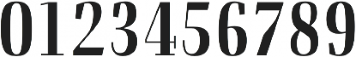 Felis Condensed otf (400) Font OTHER CHARS