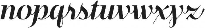 Felis Script otf (400) Font LOWERCASE