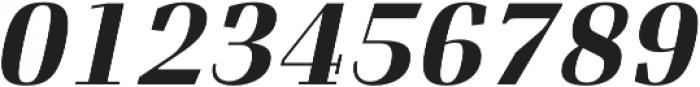 FelisItalic otf (700) Font OTHER CHARS