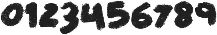Felt Noisy otf (400) Font OTHER CHARS