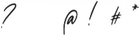 Femto otf (400) Font OTHER CHARS