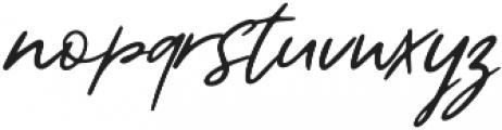 Femto otf (400) Font LOWERCASE