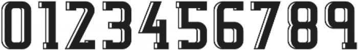 Fenrir Regular otf (400) Font OTHER CHARS