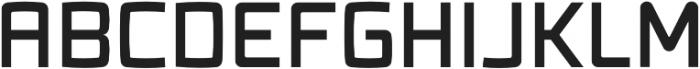 Fenton Bold otf (700) Font UPPERCASE
