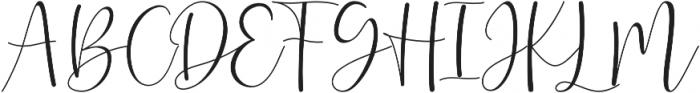 Ferinitta otf (400) Font UPPERCASE
