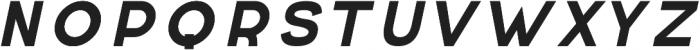 Ferret otf (700) Font UPPERCASE